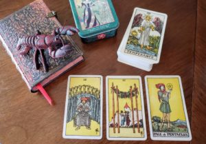 3 card tarot spread