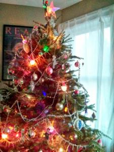 Regular tree in 2013